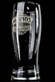 Murphys Beer, Bierglas, half Pint, Pintglas 0,3l, Irish Stout