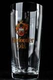 Herforder Bier, Bierglas, Neuform Becher 0,2l, Ritzenhoff