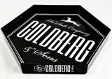 Goldberg Tonic, Serviertablett, Kellnertablett, 6 eckig
