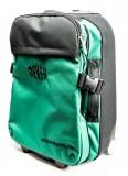 Jever Pilsener, Reise Trolley, Reisekoffer mit etlichen Taschen, leicht rollbar