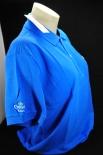 Corona Extra Polo Shirt, Lacoste, blau, Gr.5 mit Logo OVP