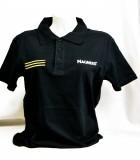 Magners Cider, Polo Shirt Logo neu schwarze Ausführung, Gr. M