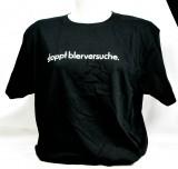 Fritz Cola,T-Shirt,WerbeshirtStopt BierversucheLogo hinten schwarze Ausführung Gr. L