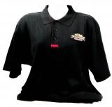 Magners Cider, Polo Shirt Logo alt schwarze Ausführung, Gr. L