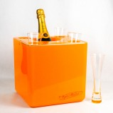Veuve Clicquot Champagner, Eiswürfelbehälter, Ice Cube Limited Edition