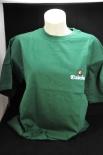 Einbecker Dunkel T-Shirt, grün, Gr.M mit Logo