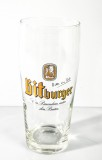 Bitburger Bier, Bierglas, Willibecher 0,4l