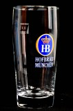 Hofbräu München, Bierglas, Willibecher 0,3l