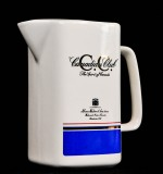 Canadian Club, Whisky, Keramik Pitcher, Wasserkanne The Spirit..