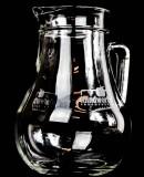 Klindworth Saft, Karaffe, Glas Krug, Saftkaraffe, Fruchtsaft ca. 1,5l