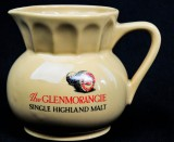 The Glenmorangie Whisky, Pitcher, Wasserkaraffe beige