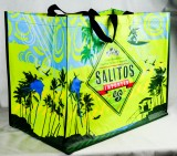 Salitos Bier, XXL Beach-Bag, Strandtasche, Shoppingtasche
