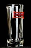 Gordons Gin,Glas, Gläser, Longdrinkglas, Ginglas mit roten Logo, alte ausführung