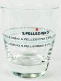 San Pellegrino Wasserglas, Erlebe den Geschmack Trinkglas, 0,15l