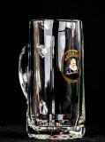 Ratsherrn Bier, Bierglas, Bierkrug, Bierseidel Relief 0,3l, alte Ausführung