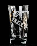 Becks Bier, Gläser, Bostonglas 0,2l, satiniertes Logo groß