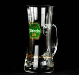 Diebels Alt, Glaskrug, Bier Krug 0,2l Höhr Grenzhausen