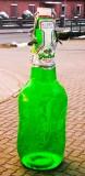 Grolsch Bier, XXL Bottle Bob, aufblasbare Flasche