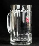 Becks Bier, Gläser, Staufeneck Seidel 0,2l, Silberne Schrift
