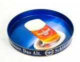 Schlösser Alt, Bier, Altbier, Serviertablett, Kellnertablett