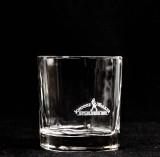 Johnnie Walker, Whisky, Gläser, Tumbler, Whiskyglas, weisses Logo