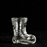 WMF, Shotglas, Schnaps-Stiefel, Brandy Glas