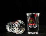 Berentzen, Likör, Gläser, Stamper, Shotglas 2cl, Knackiger Spass…