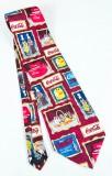 Coca Cola, Krawatte, Schlips, Binder im Retro look