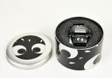 Kleiner Feigling, Likör, Uhr, Armbanduhr, Digitaluhr, Kunstoffarmband