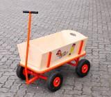 Kleiner Klopfer, Likör, Handwagen, Bollerwagen, sehr robust...