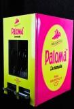 Paloma Lemonade, Gastro Kühlschrank, Dosenkühlschrank, mit Dosenrutsche