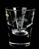Jim Beam Whisky, Shotglas, Stamper, schwere Ausführung, 2cl 4cl