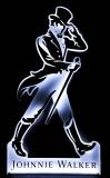 Johnnie Walker Whisky, LED Leuchtreklame Keep walking Leuchtwerbung, sehr rar