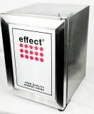 Effect Energy, Frutinio Mini Cooler SC 21, Mini Edelstahl Kühlschrank