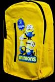 Chiquita Banane, Minions Rucksack, Schulranzen, gelbe Ausführung