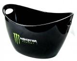 Monster Energy, 10l Eiswürfelkühler, Eisbox, Eiswürfelbehälter, Flaschenkühler