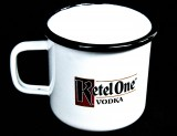 Ketel One Vodka, Emaile Becher Moskow Mule Becher