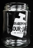 Disaronno Amaretto, Likörglas, Sour Mason Jar Glas, ohne Deckel