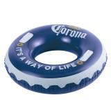 Corona Extra Bier, USA aufblasbarer Kronkorken Schwimmreifen Schwimmring Baden
