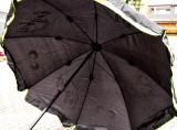 Kleiner Feigling Likör, Sonnenschirm, schwarz, Kleiner Feigling Augen