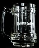 Captain Morgan Captain Rum Relief Krug, Glas, Gläser Warum? Darum!