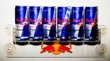 Red Bull Kuehlschrank Dose : Red bull gläser leuchtreklame eisbox uhr cap