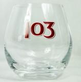 Osborne 103 , Das konische Likör Glas 103 von Ritzenhoff