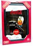 Coca Cola, Werbespiegel in Kuststoffrahmen schwarz Continuous Quality