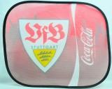 Coca Cola, Auto Sonnenschutz, Sonnenblende, Seitenfenster Vfb Stuttgart