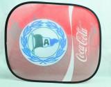 Coca Cola, Auto Sonnenschutz, Sonnenblende, Seitenfenster Amenia Bielefeld