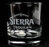 Sierra Tequila, Tumbler, Tequila Glas, dicker Boden Jalisco Mexico