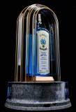 Bombay Sapphire Gin, Akku LED Illuminated Glorifier, Flaschenleuchte, Leuchtreklame
