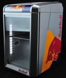 Red Bull Energy, Gastrokühlschrank Babycooler GDC ECO LED, 20 Liter