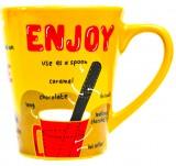Twix, Kaffeebecher, Kaffeetasse, Kakaobecher  Get Some Coffee